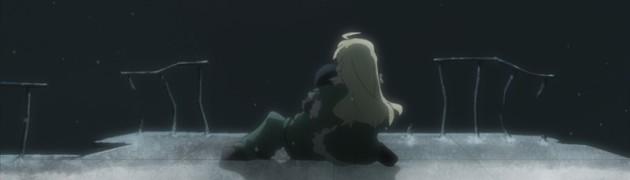 『百合アニメ情報』少女終末旅行第8話「記憶」「螺旋」「月光」