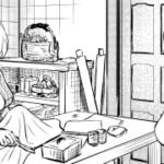 百合漫画『私はトワール』- トワール
