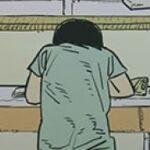 二人の少女の青春を描いた藤本タツキの読み切り漫画「ルックバック」がWEBで公開