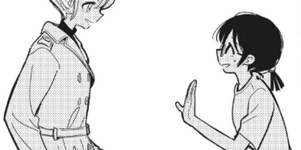 女性2人の再会を描いた読み切り漫画「時間跳躍式完全無劣化転送装置」がWEBで公開