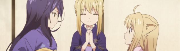 TVアニメ『このはな綺譚』本日から放送開始