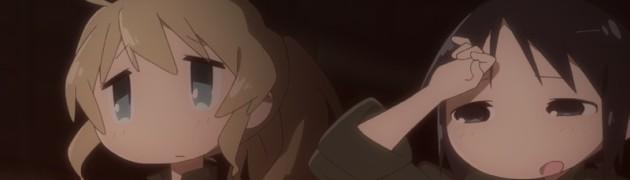 『百合アニメ情報』少女終末旅行第7話「迷路」「調理」