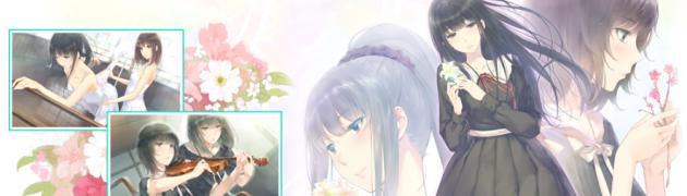 「FLOWERS 四季」プレサイトが公開