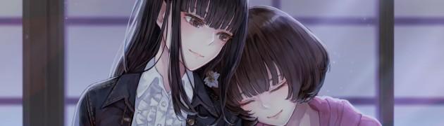 百合ホラーゲーム「夜、灯す」続報!キャラクターや世界観などが公開